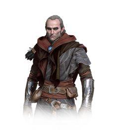 """Avallac'h, właściwie Crevan (ze Starszej Mowy – """"lis"""") Espane aep Caomhan Macha – elf Aen Elle, wiedzący podróżujący między światami. Naukowiec Tir na Lia. Pojawia się w Tir ná Béa Arainne, gdzie Geralt spotyka go malującego naskalny malunek, mający imitować prehistoryczne malowidło wykonane przez pierwotnych ludzi. W rzeczywistości miało to za zadanie uchronić przed zburzeniem przez ludzi ściany ukrywającej Tir ná Béa Arainne. Jako pierwszy powitał Ciri po przybyciu do Tor Zireael. Przez..."""