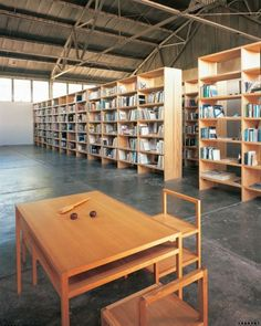 donald judd library in marfa, texas