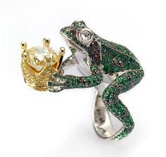 Chopard frog