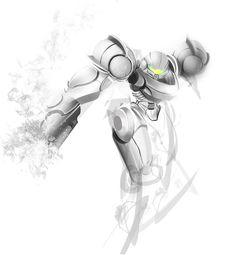 Metroid - Samus