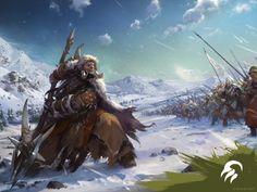 Temur Clan Art 02
