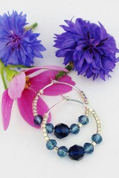 Chakra earrings www.annweidesign.com