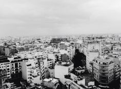 Casablanca view from my hotel