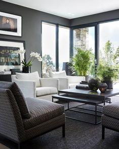 """1,352 likerklikk, 15 kommentarer – Slettvoll (@slettvoll_no) på Instagram: """"Det finnes mange måter å møblere en stue på. Sofaen kan kombineres med fleksible bord, paller og…"""""""