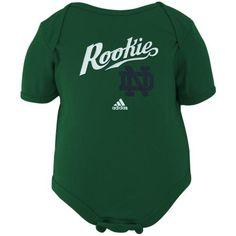 Notre Dame Fighting Irish Infant Rookie Script Creeper