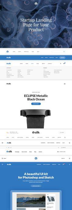Silk UI Kit