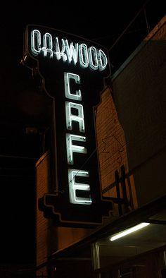 Oakwood Cafe, Dalton, GA