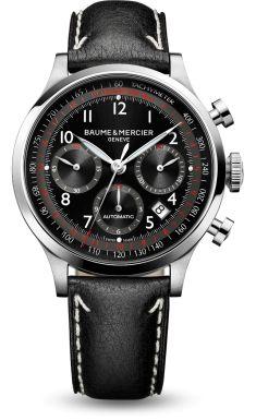 Erschwingliche Luxusuhren von Baume &  Mercier: HAU MOA10001
