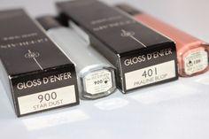 Guerlain Haul Post on Glamour. Glitter. Gloss. blog, featuring Maxi Shine Lipgloss