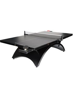 The Revolution series represents the best in high-end table tennis tables. Featuring the style and performance you deserve, these luxury ping pong tables make a statement as the centerpiece in everything from game rooms to conference rooms. Standard Staircase, Revolution Series, Shuffleboard Table, Contemporary Desk, Ping Pong Paddles, State Of Colorado, Game Room Decor, Black Table, Steel Table