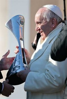 Cómo fue el encuentro privado entre el papa Francisco y la delegación de San Lorenzo - San Lorenzo de Almagro - canchallena.com