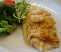 Recipe Savoury Prawn Crepes by Judy - Recipe of category Main dishes - fish