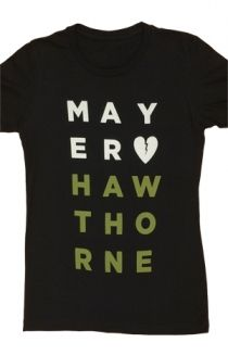 Stacked Tour Girls Tee T-Shirt - Mayer Hawthorne T-Shirts - Online Store on District Lines