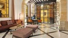 Centrally located in Palma de Mallorca, the Gloria de Sant Jaume is a centrally located hotel in the city, set in a palace. Hotel Palma, Architectural Elements, Old Town, Restoration, Boutique, The Originals, Luxury, Architecture, Building