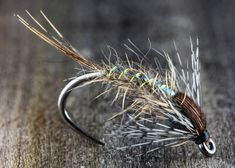 Flashback Hare's Ear with a bead in the thorax. Flashback Hare's Ear with a bead in the thorax. Fishing Basics, Fly Fishing Tips, Fishing Tools, Fishing Supplies, Best Fishing, Trout Fishing, Fishing Lures, Fishing Tricks, Fishing Stuff