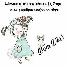 Bom dia ❤ Frases Dw, Good Afternoon, Good Morning, Sailor Moom, Special Words, Winter Cards, Day For Night, Insta Photo, Doll Patterns