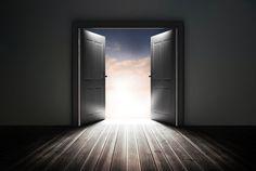 STOP RESISTING & LOOK FOR THE OPEN DOOR