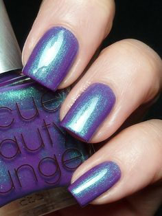 "Fashion Polish's blog, polish by Rescue Beauty Lounge, shade is ""Scrangie"". I can't wait to wear this shade and just ordered it!"