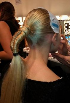 Pony Hairstyles For Long Hair