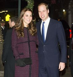 Kate and William Have Arrived to New York City!  #InStyle