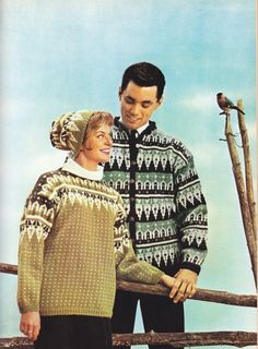 Drops Design, Norwegian Knitting, Vintage Knitting, Color Combinations, Winter Outfits, Knitwear, Knitting Patterns, Men Sweater, Boys