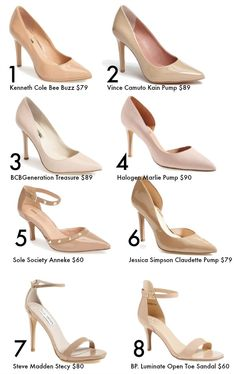 Nude heels Spring/Summer fashion   Weekend Steals & Deals