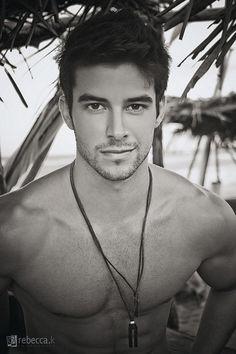 Bernardo Velasco... tall dark and handsome