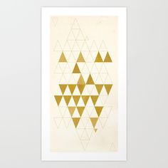 Buy My Favorite Shape by Krissy Diggs as a high quality Art Print. Worldwide shipping available at Society6.com. Just one of millions of products available.