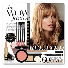 """""""#Weekend Beauty - Relaxed"""" by nikkisg ❤ liked on Polyvore featuring beauty, Alasdair, Chanel, Gucci, Tom Ford, Illamasqua, Bobbi Brown Cosmetics, Armani Beauty, Yves Saint Laurent and 60secondstyle"""