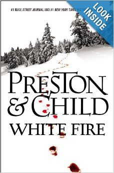 "White Fire by Preston and Child.  Great murder mystery.  I love the inclusion of a ""lost"" Sherlock Holmes story!"