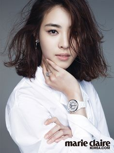LOVELY & CLASSY LEE YEON HEE FOR MARIE CLAIRE KOREA'S JUNE 2014 ISSUE - MEGASABI