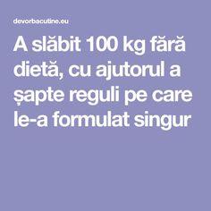 A slăbit 100 kg fără dietă, cu ajutorul a șapte reguli pe care le-a formulat singur Kefir, Cancer, Weight Loss, Health, Fitness, Sport, Food, India, Medicine