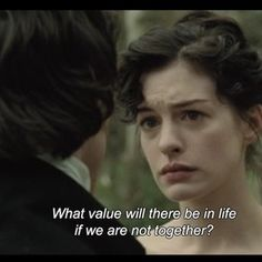 Tom Lefroy: What value will there ever be in life, if we are not together?no movie has made me cry as hard as Becoming Jane. And this part made me lose it. - Becomig Jane directed by Julian Jarrold Witty One Liners, Jane Austen Movies, Becoming Jane, Movie Shots, Mr Darcy, My Heart Hurts, Movie Couples, James Mcavoy, We Movie