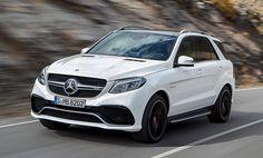 Mercedes GLE 2015: ML-Nachfolger feiert Premiere | Bild 4 - autozeitung.de