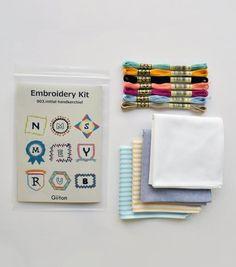 【003.initial handkerchief】