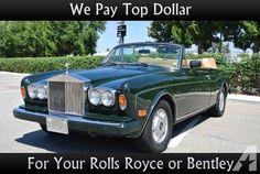 1988 Rolls-Royce Corniche