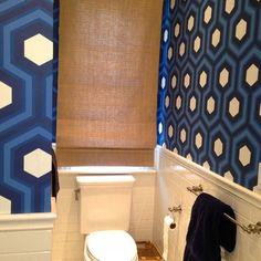 fun wallpaper for a boy's room