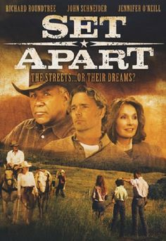 Set Apart (2009) Richard Roundtree played the role of J.T.