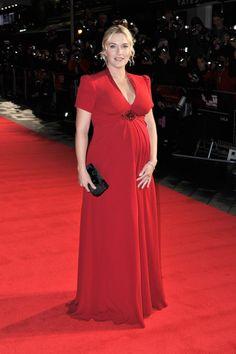 Fabulously Spotted: Kate Winslet Wearing Jenny Packham - 'Labor Day' London Film Festival Premiere - http://www.becauseiamfabulous.com/2013/10/kate-winslet-wearing-jenny-packham-labor-day-london-film-festival-premiere/