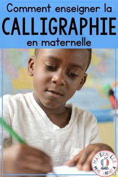 Classroom tips & tricks, resources and teaching ideas for the primary French classroom - immersion or French first-language Kindergarten Writing, Teaching Writing, Kindergarten Classroom, Kindergarten Activities, Teaching Resources, Teaching Ideas, French Teacher, Teaching French, French Alphabet