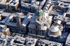 Brescia Piazza Paolo VI