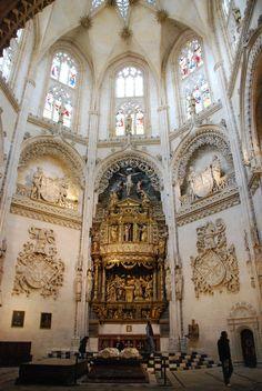 Capilla de los Condestables, catedral de Burgos