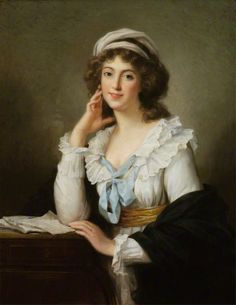 Self-Portrait, by Élisabeth-Louise Vigée-LeBrun, 1787, Fyvie Castle, Scotland. - See more at: http://twonerdyhistorygirls.blogspot.com/2014/12/the-revolutionary-smile-of-mme-vigee.html?utm_source=feedburner&utm_medium=email&utm_campaign=Feed%3A+TwoNerdyHistoryGirls+%28Two+Nerdy+History+Girls%29#sthash.YBg157Px.dpuf