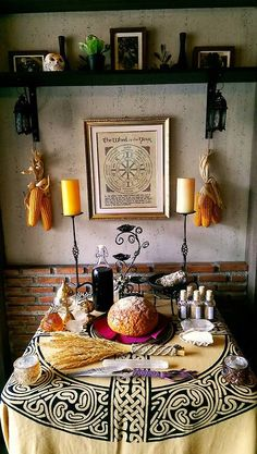 Lughnasadh Ceremony 2014 @ Ace of Cups : The witch cafe
