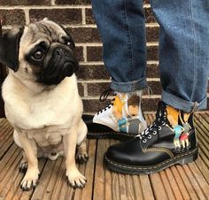 Who do you wear your Beavis & Butt-head boots with? Photo by malvinthe_pug.