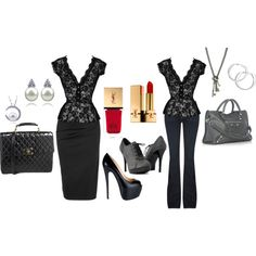"""""""Work and play"""" by paulette-lanni on Polyvore"""