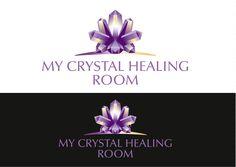 "Logo for NEW Company ""My Crystal Healing Room"" by de_singer Logo Design Template, Custom Logo Design, Custom Logos, Company News, Company Logo, Crystal Healing, Singer, Templates, Crystals"