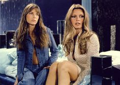 Don Juan ou Si Don Juan était une femme. Jane Birkin stars with Brigitte Bardot where they play two lovers. Bridget Bardot, Brigitte Bardot, Gainsbourg Birkin, Serge Gainsbourg, Lauren Hutton, Linda Evangelista, Christy Turlington, Alexa Chung, Mundo Hippie