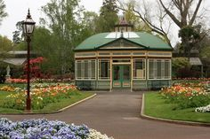 Ballarat Botanical Gardens, Victoria, Australia