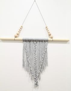 Wall hanging Handicraft, Clothes Hanger, Tassel Necklace, Dream Catcher, Wall, Diy, Handmade, Jewelry, Home Decor